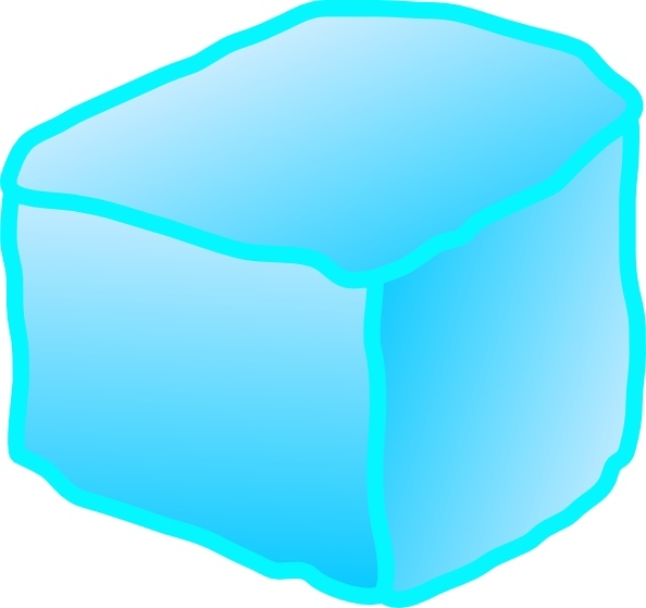 Tofu clipart 3d cube Free Ice ( svg office