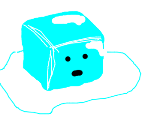 Ice Cube clipart Download cube person clip art