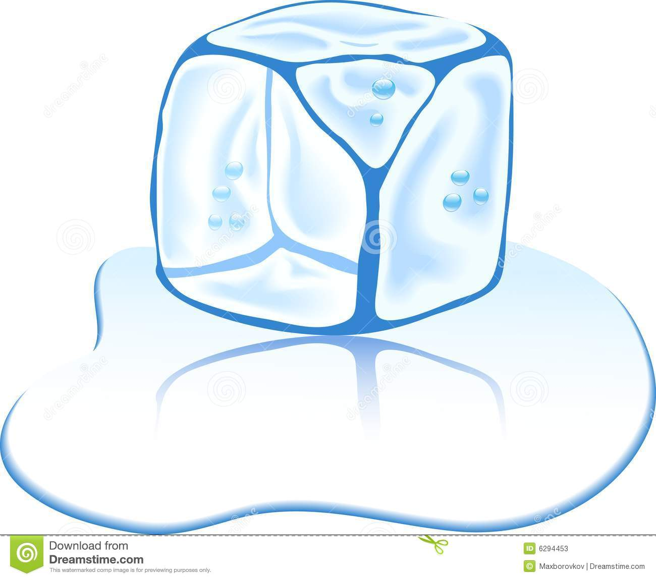 Ice Cube clipart blue ice Ice Gallery best ice Clipart