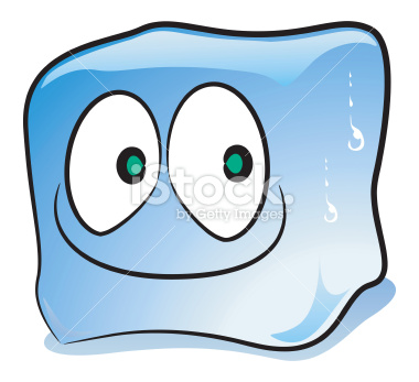 Ice Cube clipart cute Melt – Were baby me