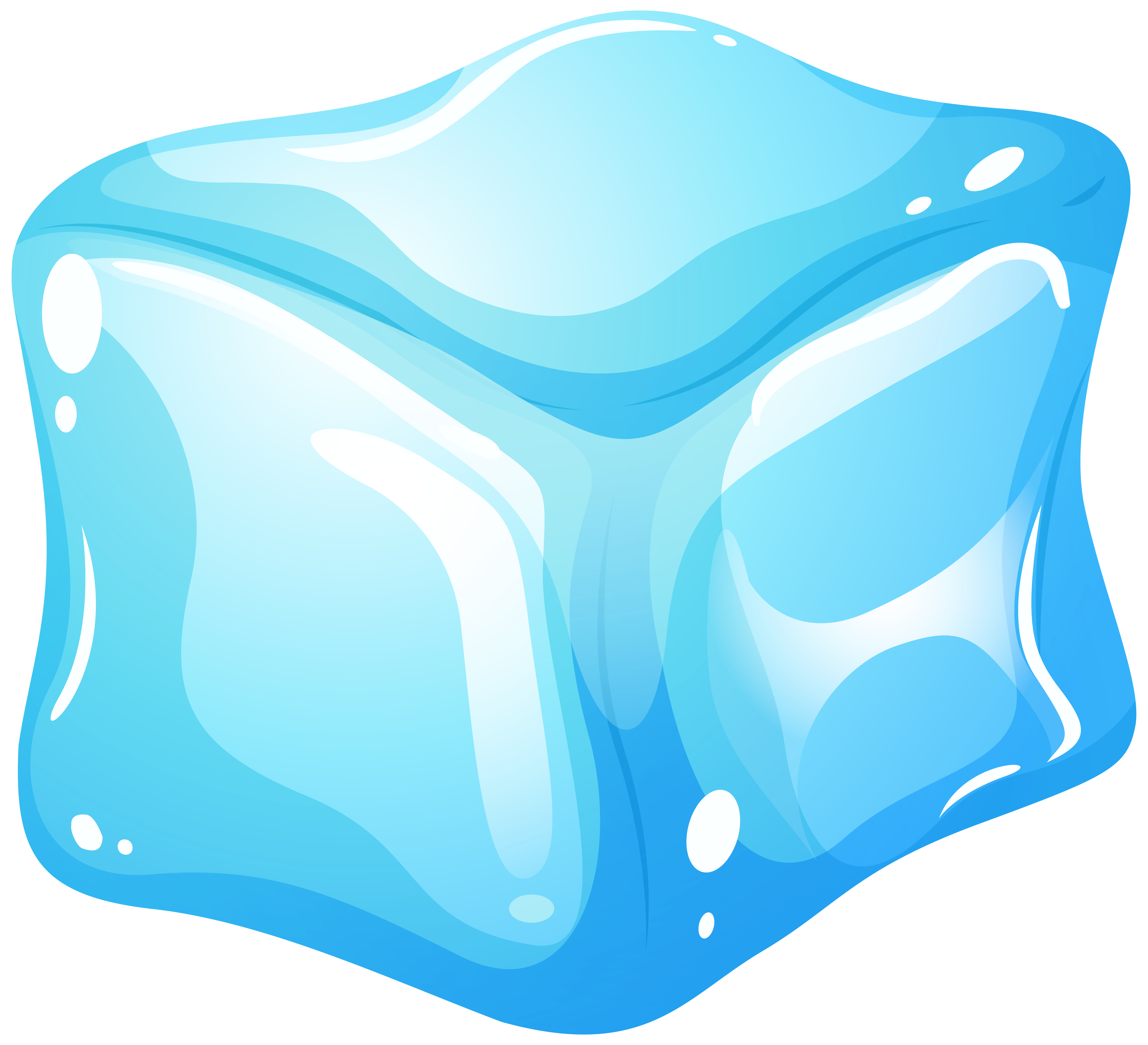 Ice Cube clipart cute Cube WEB Art PNG Ice