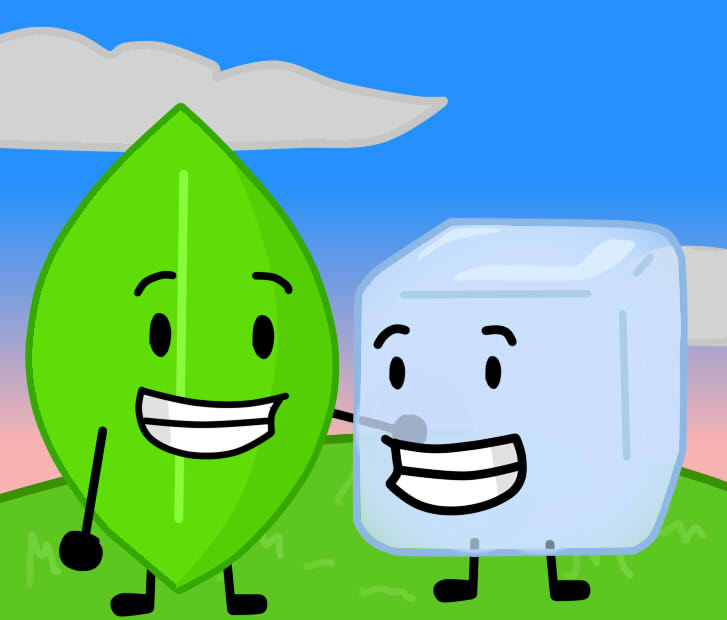 Ice Cube clipart icy By and BFDI BFDI :D