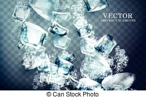 Ice Cube clipart icy Stock Ice and cube