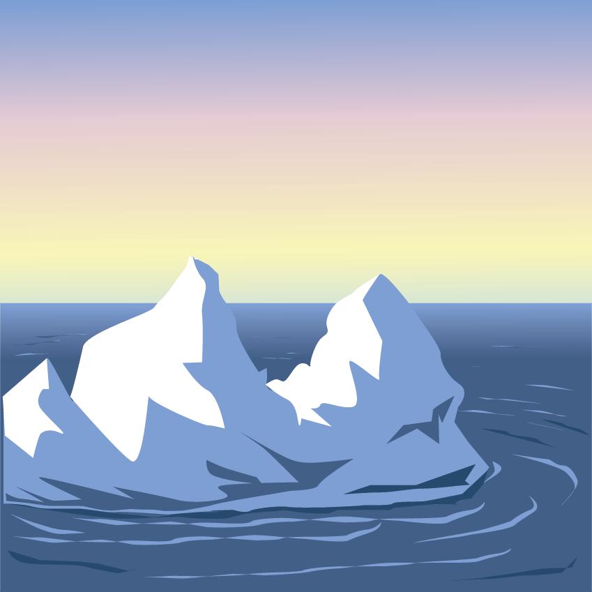 Iceberg clipart Cliparts Iceberg The Iceberg Clip
