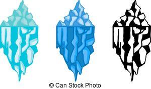 Iceberg clipart 652 Iceberg  iceberg