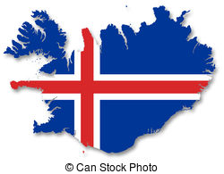 Iceland clipart Iceland flag 4 672