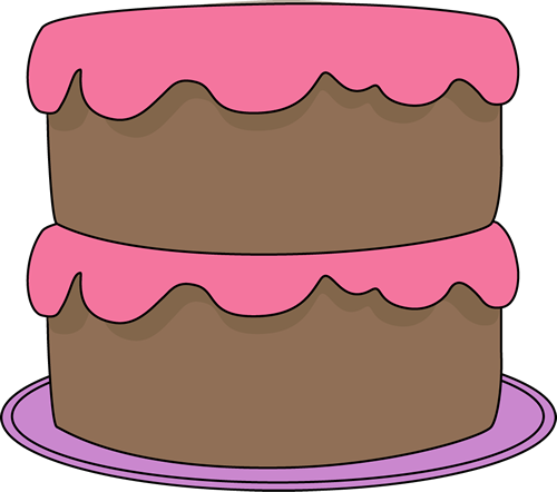 Icing clipart Clip Frosting with Pink Art