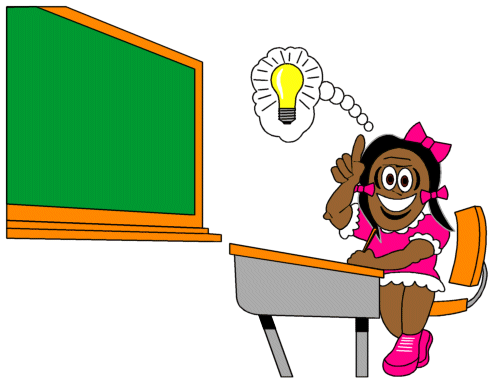 Bright clipart animated Clipart Free School Domain Blackboard