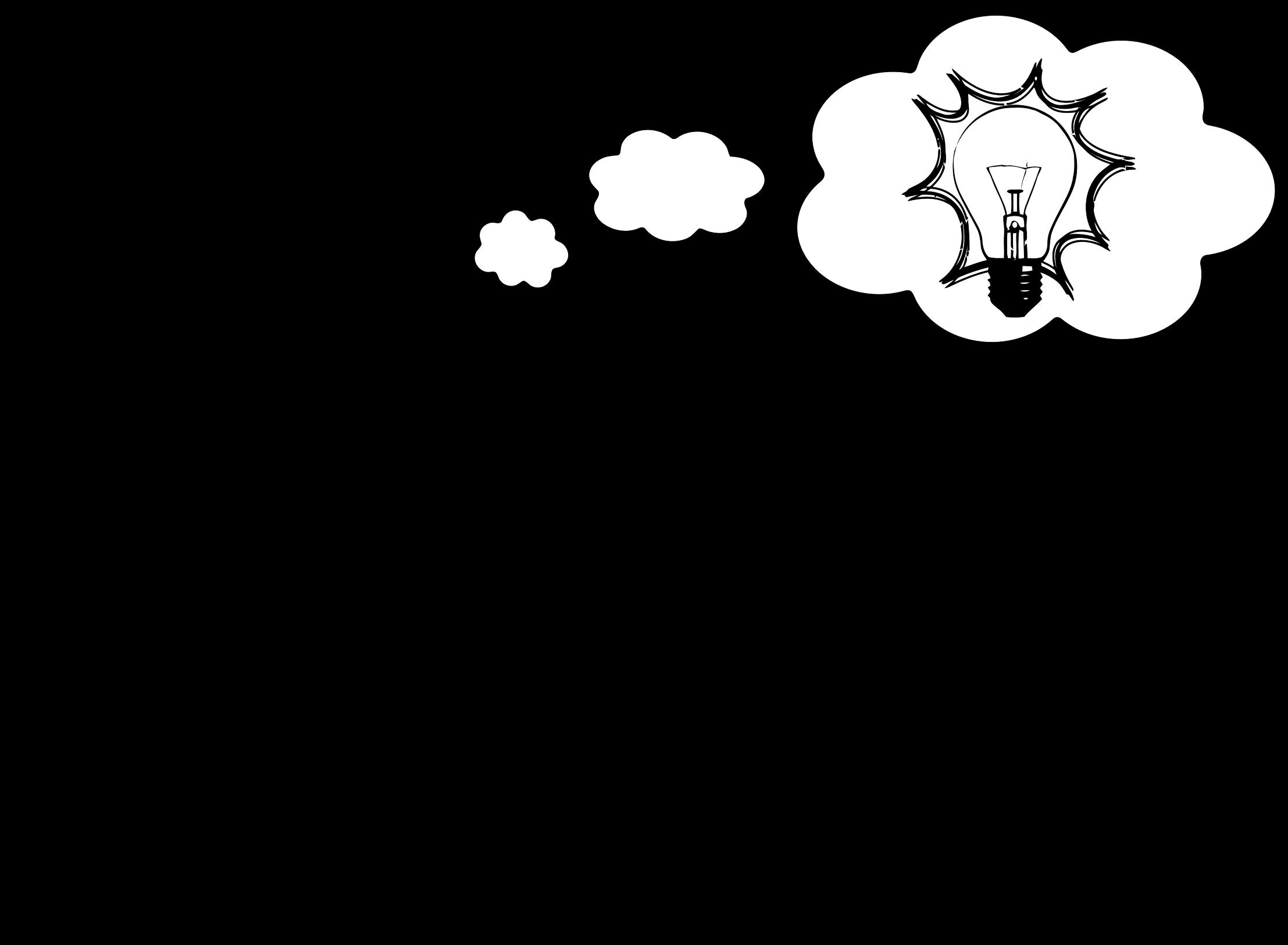 Bright clipart bright idea Clipart Idea Idea Bright Bright