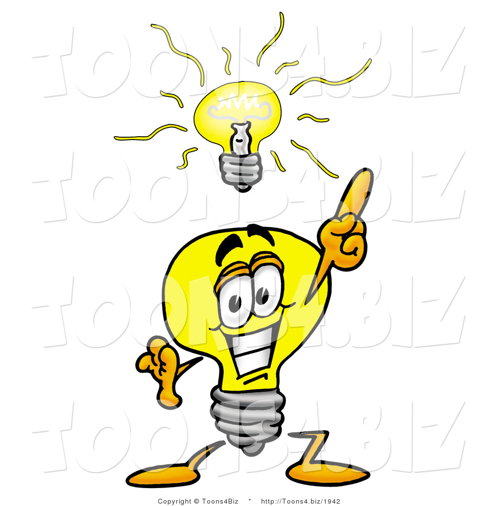 Bright clipart bright idea Bulb Clipart Light Panda Clip