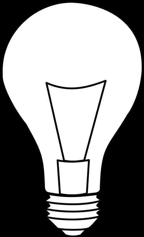 Idea clipart electric bulb Clip Bulb / Art Bulb