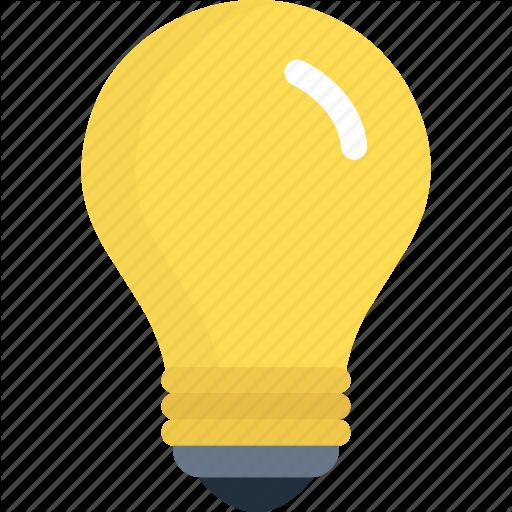 Idea clipart electric bulb Panda Idea Light Free Clipart