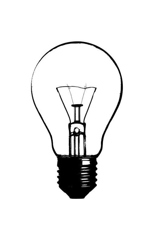 Idea clipart electric bulb On Light Pinterest bulb page