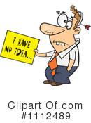 Idea clipart have no Man I No 2 #1112489