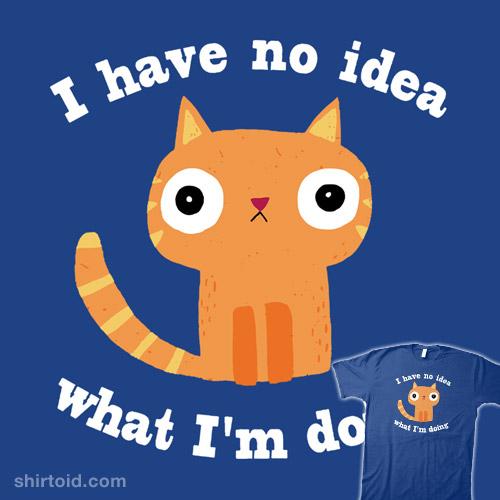 Idea clipart have no I Idea I'm No No