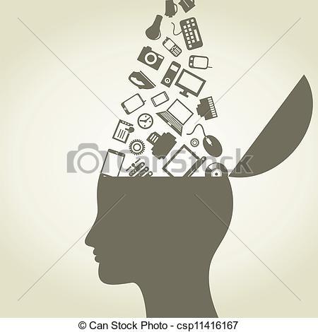 Idea clipart illustration  idea gives Clip idea