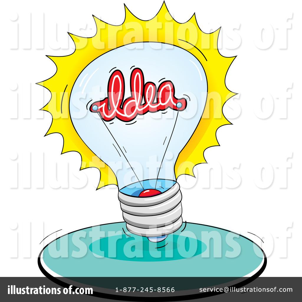Idea clipart illustration Jtoons #70650 Idea Free Clipart