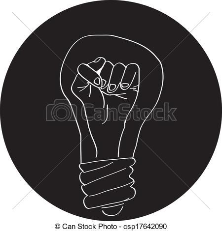 Idea clipart inspiration Creative of inspiration in bulb