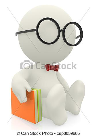 Imagination clipart intelligent person Man Intelligent Intelligent cliparts Art