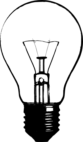 Idea clipart lampu Clip vector royalty this as: