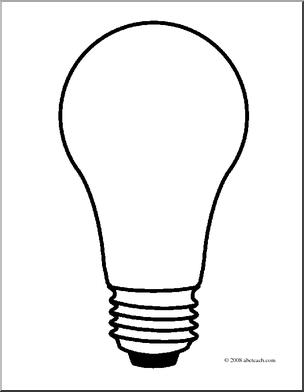 Idea clipart light bulb Clip idea Cliparting bulb com