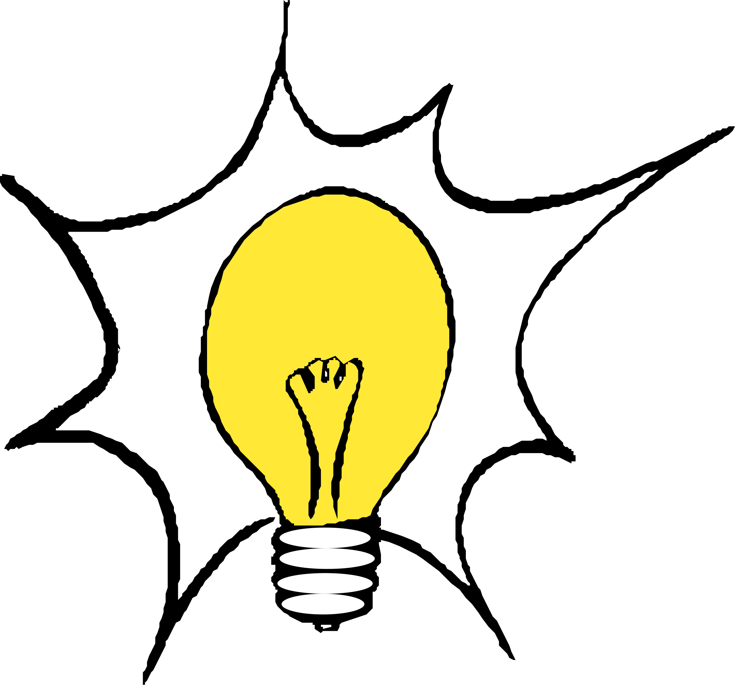 Knowledge clipart bulb Light Clipart Light 16 Clip