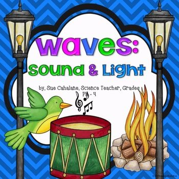 Singer clipart science sound Teaching Light about Waves: best