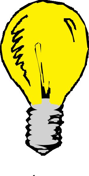 Lamps clipart idea lamp Clipart Free clipart bulb light