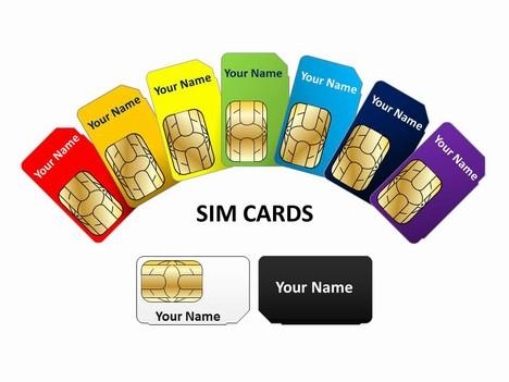 Idea clipart lamp PowerPoint Sim Template  Card