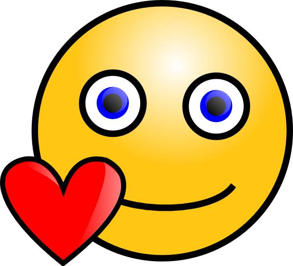 Smileys clipart excited face Happy Happy clip face smiley