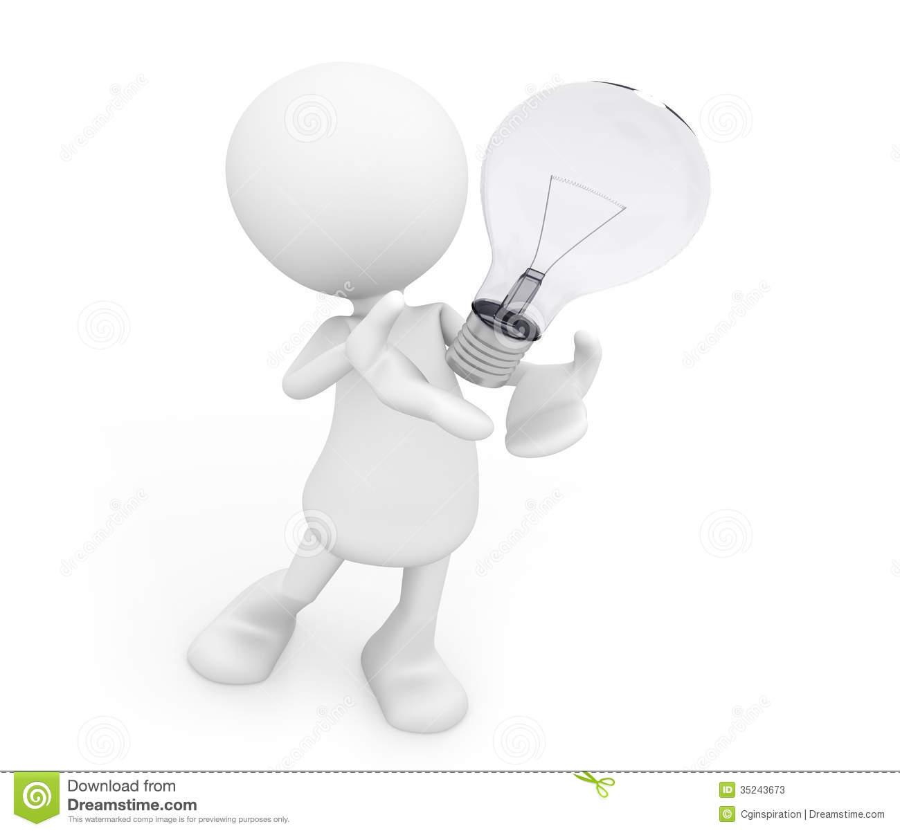 Idea clipart stickman Images Panda Free Clipart Clip