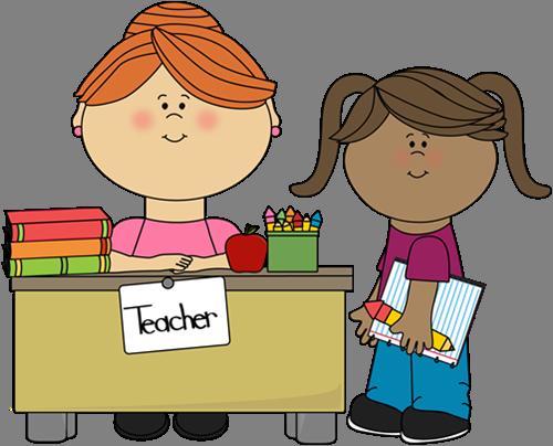Community clipart teacher and student Helper Clipart Teacher Clipart Download