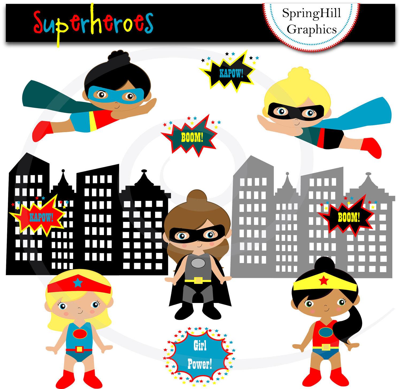 Iiii clipart Digital Art Clipart Superhero Design