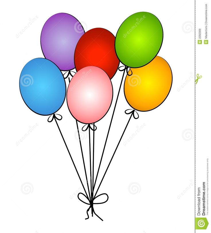 Iiii clipart balloon Images 15 red of kids