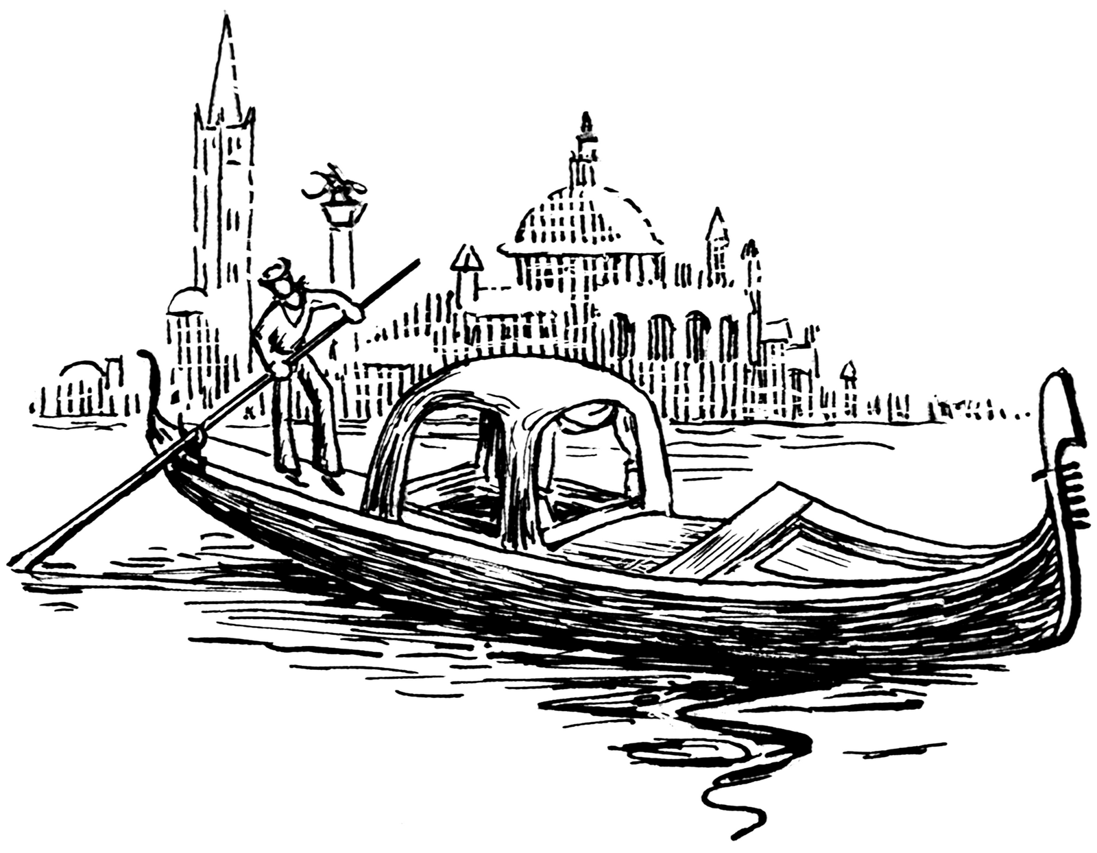 Iiii clipart boat Gondola collection Gondola Morbideidee boat
