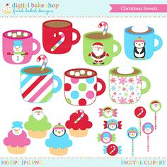 Iiii clipart candy Google Sweets really tazas listing