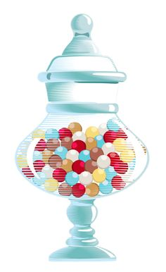 Iiii clipart candy Candy Pots ~*♣️Candy Clipart Cookie
