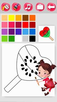 Iiii clipart candy Educational screenshot for APK Free