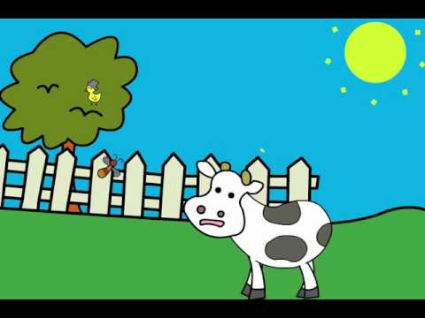 Iiii clipart cow A A To To Cow
