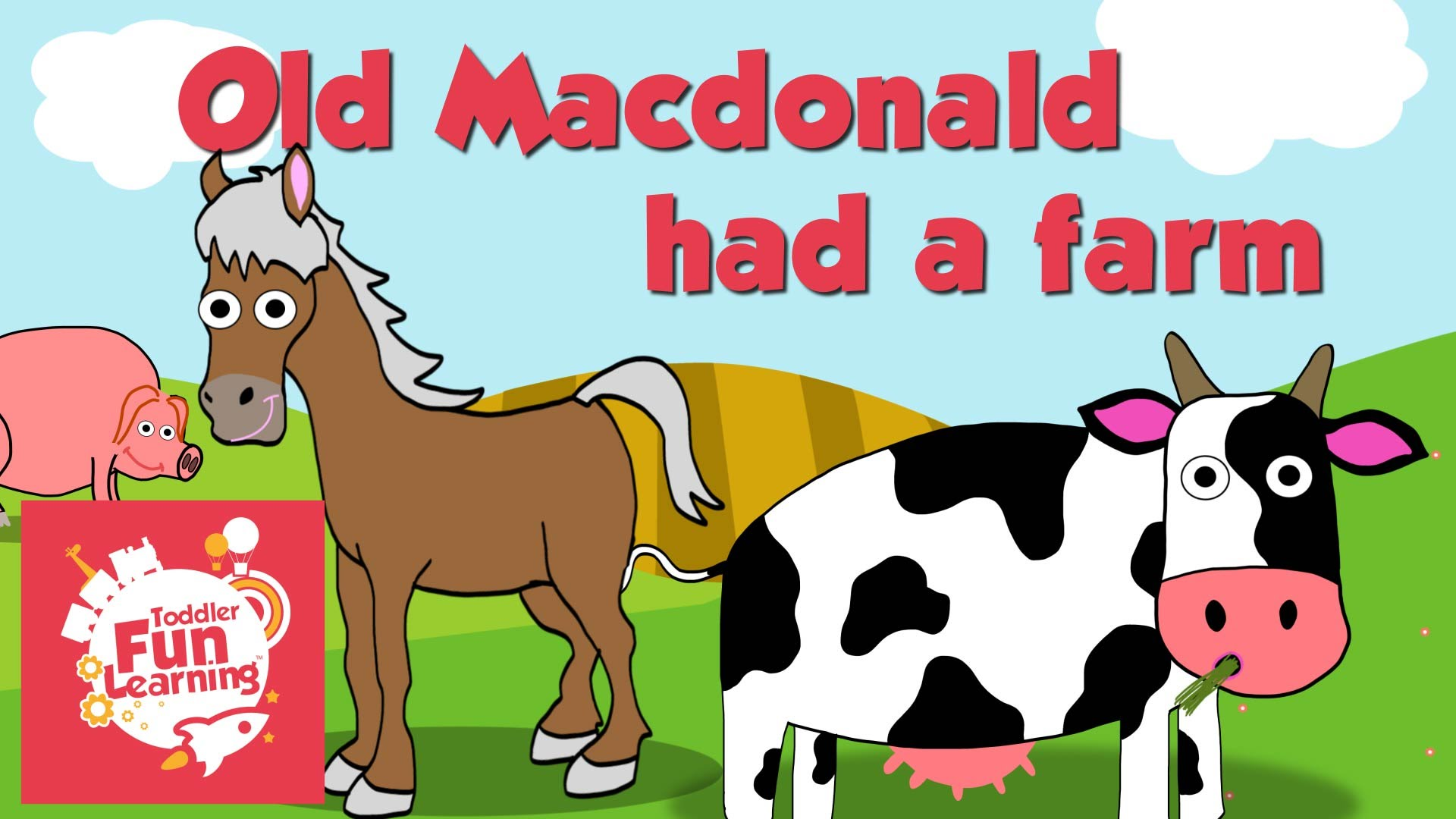 Iiii clipart cow For Old  Rhymes •