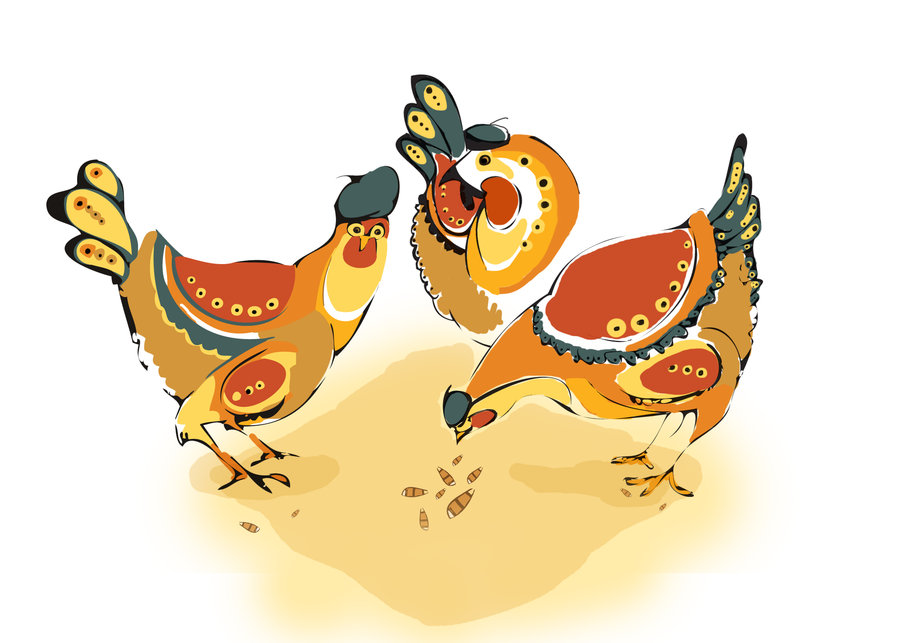 Iiii clipart french hen French on by Hens 3
