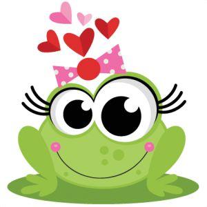 Iiii clipart frog In Pinterest images Girl 1207