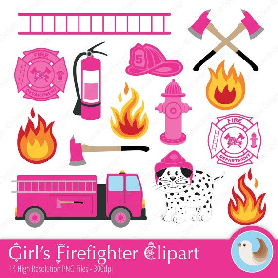 Iiii clipart girlfriend Clipart ideas Firefighter 14 Firefighter