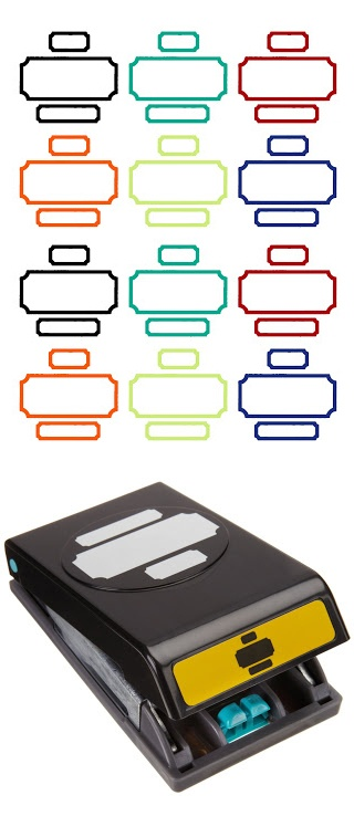 Iiii clipart hole punch Fits best coloured labels Punch