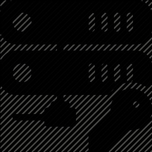 Iiii clipart key Data icon engine key key