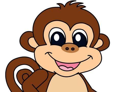 Iiii clipart little monkey Dagpleje 434 Baby