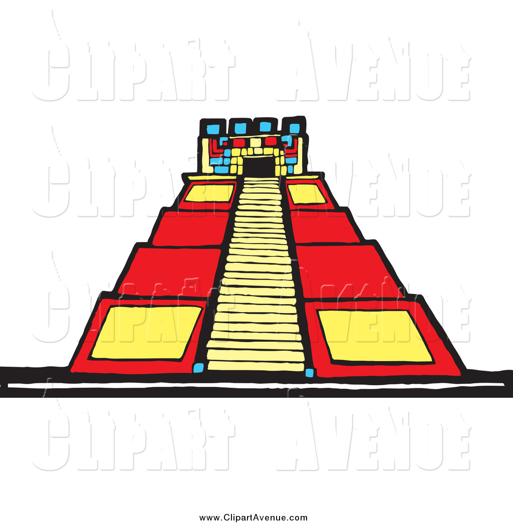 Iiii clipart pyramid Best New Clipart Stock by