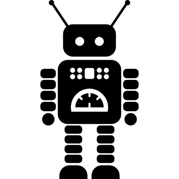 Iiii clipart robot Robotic Robot legs Free PSD