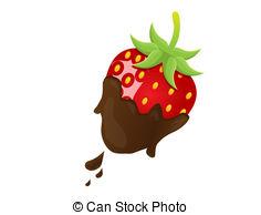 Iiii clipart strawberry Cake Vector chocolate Strawberry 1