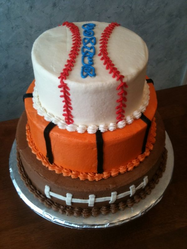 Iiii clipart tier cake This going this sports year
